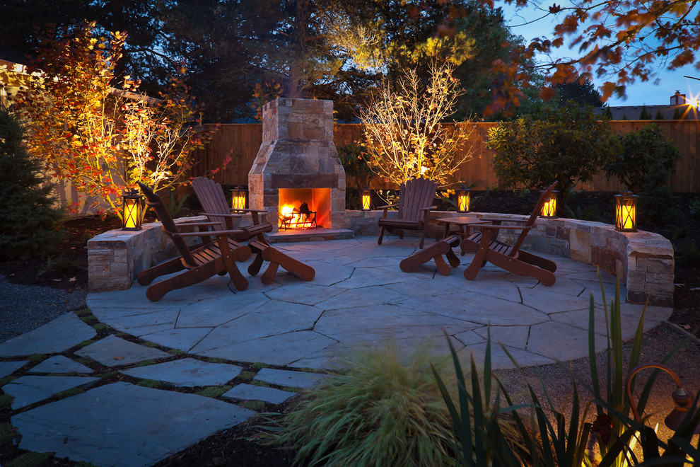 landscape design, patio design