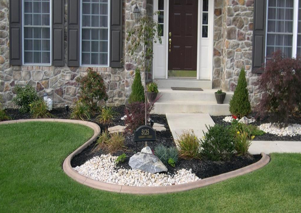 curbing, landscape edging